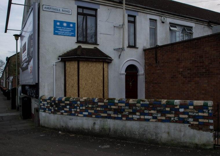 Abandoned Spiritual Centre