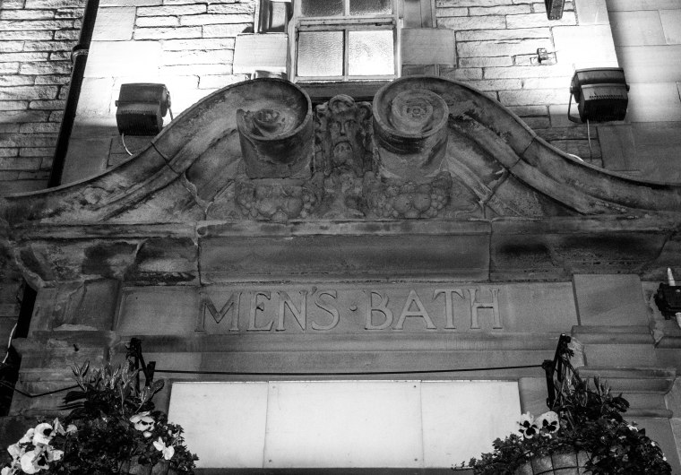 PUBLIC BATHS MEN