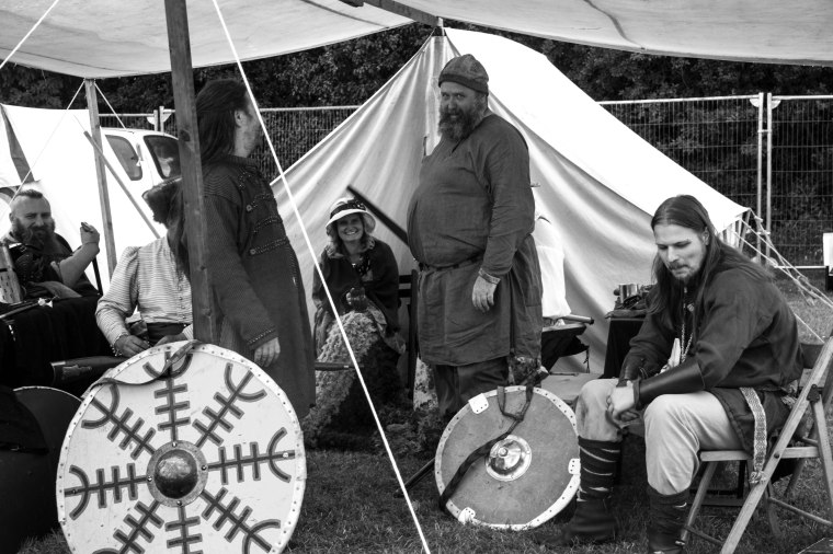 THE VIKING HORDES OF CHATTERIS